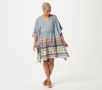 Tolani Collection Plunging Neckline Dress