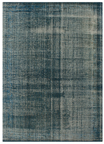 Ecarpetgallery Color Transition Indoor Hand-Knotted Wool Rug