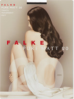 Falke Pure matt 20 tights