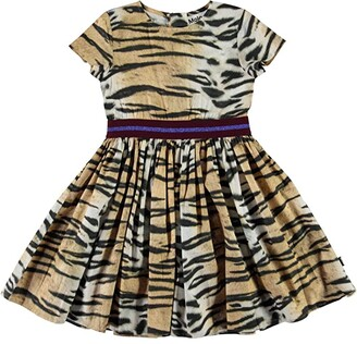 Molo Candy (Little Kids/Big Kids) (Wild Tiger Woven) Girl's Clothing