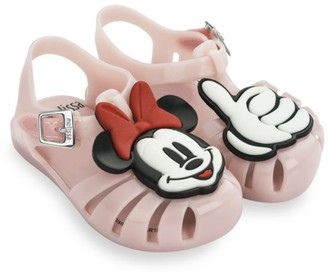 Mini Melissa Baby's, Little Girl's & Girl's Minnie Mouse PVC Sandals