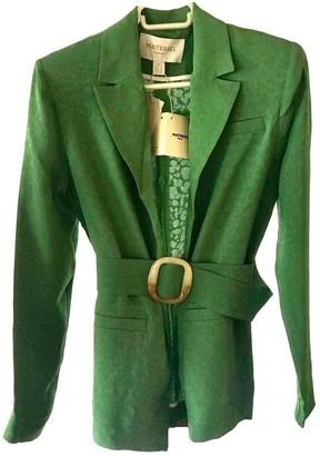 MATÉRIEL Green Jacket for Women