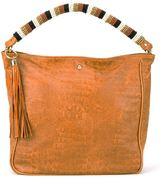 Xaa leather shoulder bag