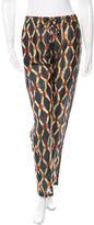 Figue Tie-Dye Straight-Leg Pants w/ Tags