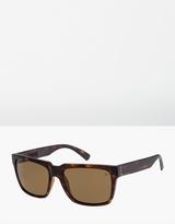Quiksilver Mens Bruiser Polarized Sunglasses
