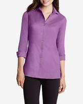 Eddie Bauer Women's Wrinkle-Free Long-Sleeve Tunic - Solid