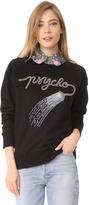 Olympia Le-Tan Psycho Sweatshirt