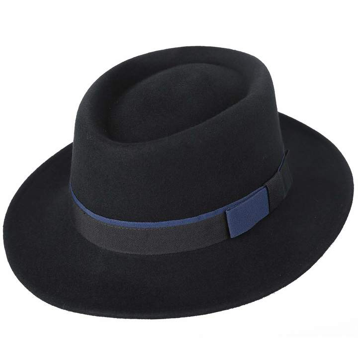 9070d886dd177 Felt Trilby Hat Black - ShopStyle Canada