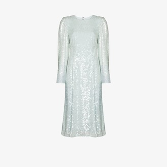 Erdem Ivor sequin dress