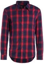 Drykorn Kolor Shirt Rot/blau