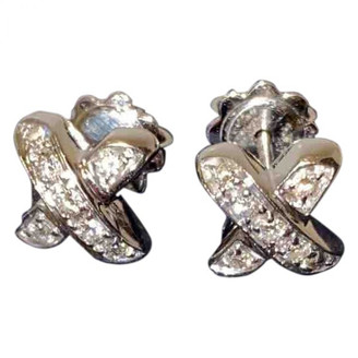 Tiffany & Co. Paloma Picasso Other Platinum Earrings