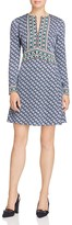 Tory Burch Milburn Mixed Floral Dress - 100% Bloomingdale's Exclusive