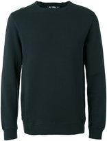 BLK DNM plain sweatshirt