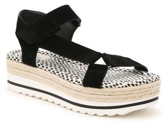Crown Vintage Korine Espadrille Platform Sandal