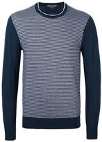 Michael Kors diamond patterned jumper