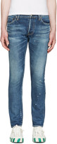 Visvim Blue Social Sculpture Jeans