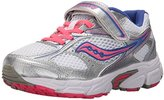 Saucony Cohesion 8 A/C Running Shoe (Little Kid/Big Kid)