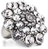 Oscar de la Renta Women's Swarovski Crystal Ring