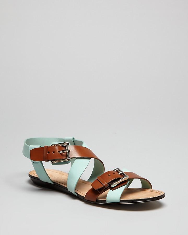 Rebecca Minkoff Flat Sandals - Josefine