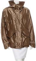 Kaufman Franco Kaufmanfranco Iridescent Lightweight Jacket