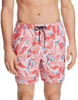 Vineyard Vines Flowers and Leaves Chappy Swim Trunks