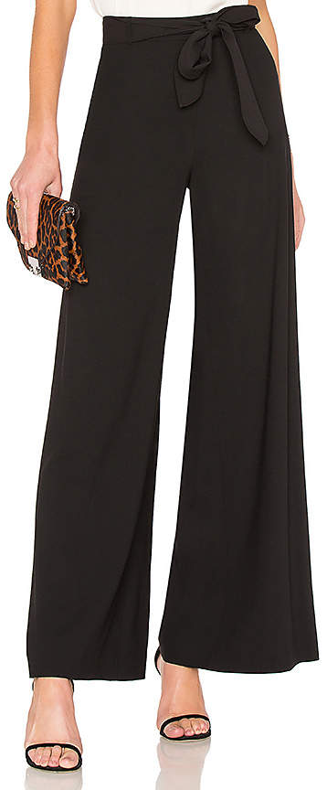 Halston Wide Leg Pants