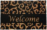 J & M Home Fashions Vinyl Back Coco Doormat, 18 by 30-Inch
