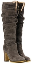 See by Chloe Suede knee-high boots