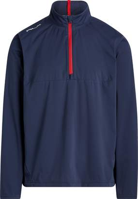 Ralph Lauren Paneled Interlock Golf Jacket