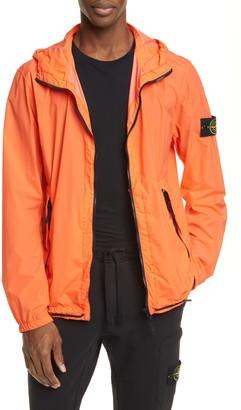 Stone Island Packable Hooded Jacket