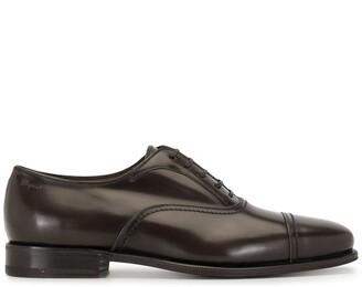Salvatore Ferragamo lace-up Derby shoes