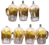 Kurt S Adler Kurt Adler UL0565 Beer Mug Light Set, 10 Light