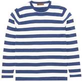 Altea Stripe knit long sleeve T-shirt