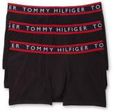 Tommy Hilfiger Men's 3 Pack Cotton Stretch Trunks