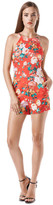Again Collection - Antonia Floral Romper