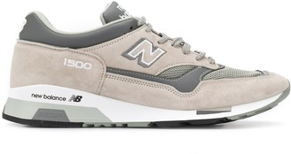 New Balance colour block sneakers