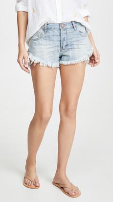 One Teaspoon Hustler Brandos Shorts