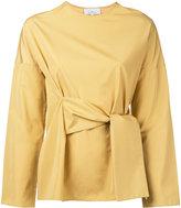 Studio Nicholson wrapped blouse