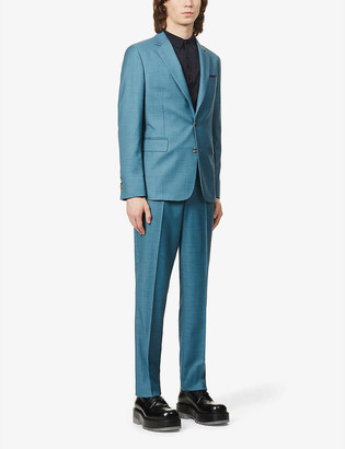 Paul Smith Regular-fit wool two-piece suit