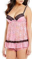 Cinema Etoile Vera Collection Lace Babydoll