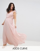 Asos Kate Lace Maxi Dress