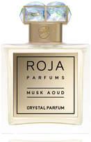 BKR Roja Parfums Musk Aoud Crystal Parfum, 3.4 oz./ 100 mL