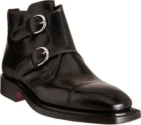 Bettanin & Venturi Double Monk Boot