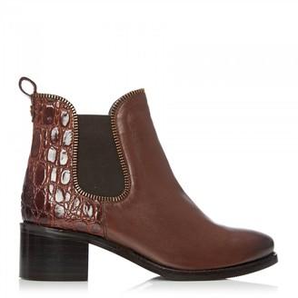 Moda In Pelle Woline Tan Leather