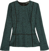 By Malene Birger Corded lace top