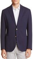 Eleventy Stretch Cotton Slim Fit Blazer