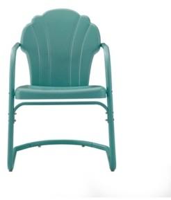 Crosley Tulip Retro Metal Chair