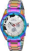 Invicta Women's 'Disney Limited Edition' Quartz Stainless Steel Casual WatchMulti Color (Model: 25449)