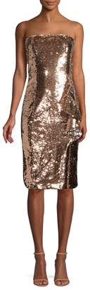 Parker Black Noelle Sequin Dress