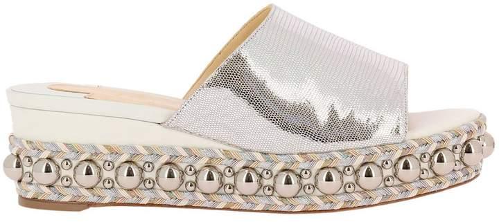Christian Louboutin Wedge Shoes Shoes Women